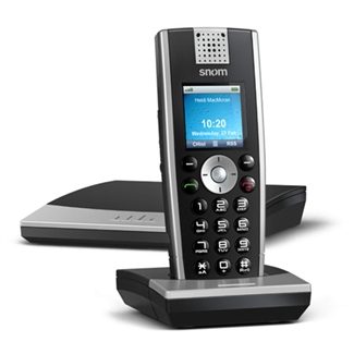 Snom M9R Handset and Base