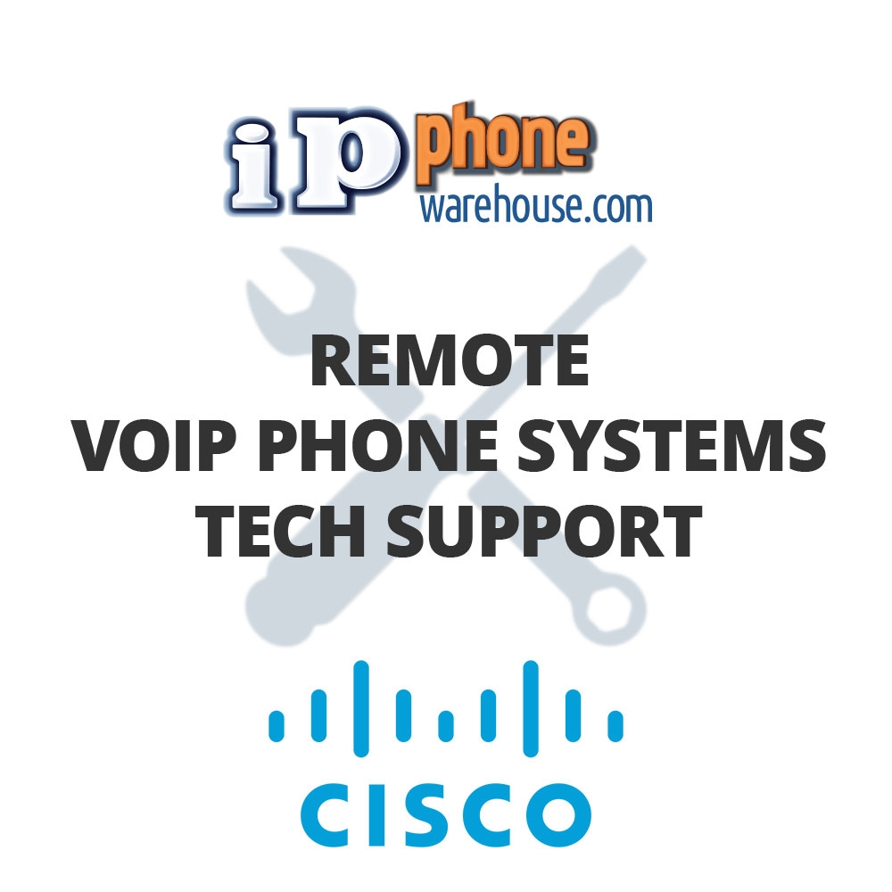 Cisco VoIP Phone System Tech Support