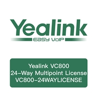 Yealink VC800 24-Way Multipoint License