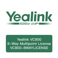 Yealink VC800 8-Way Multipoint License