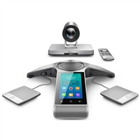 Yealink VC800 Video Conferencing System with Wired Microphones