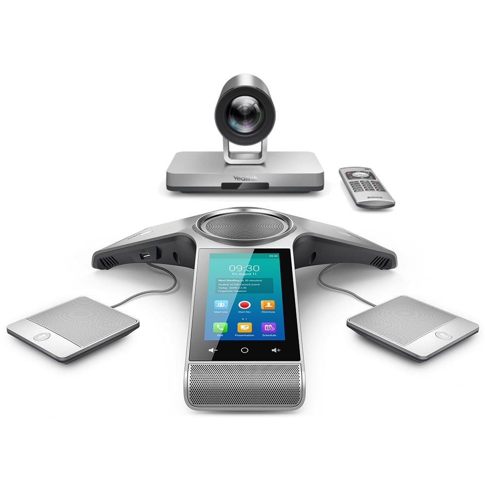 Yealink VC800 All-in-One 1080p Video Conferencing System ...