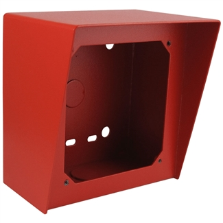 Viking VE-5x5-RD Mounting Box, Red