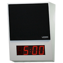 Valcom VIP-411-DS-IC Clock Speaker