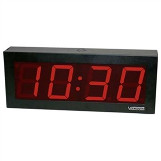 Valcom VIP-D440A-DS 4-Digit Double-Sided Digital IP Clock