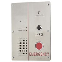 Talkaphone VOIP-500EI IP Emergency Call Station