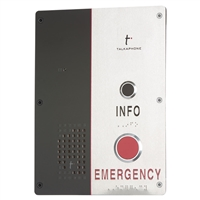 Talkaphone VOIP-600EI IP Emergency Station