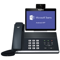 Yealink VP59 IP Video Phone for Microsoft Teams