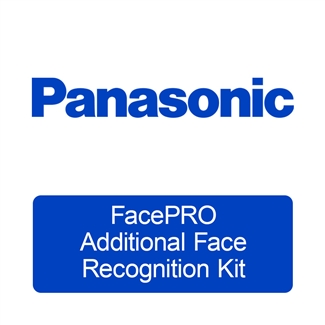 Panasonic FacePRO Additional Face Registration Kit