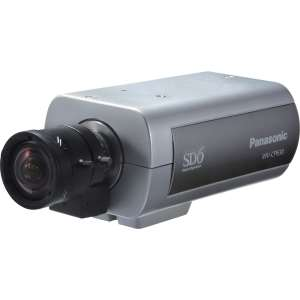 Panasonic WV-CP630 Super Dynamic 6 Day/Night Camera