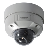 Panasonic WV-S2511LN Fixed Dome IP Camera