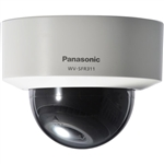 Panasonic WV-SFR311A Fixed Dome IP Camera