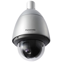 Panasonic WV-SW598A Weather-Proof Dome IP Camera