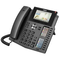 Fanvil X6 6-Line Gigabit PoE IP Phone