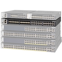 Netgear M4300-24X24F 48-Port 10-Gigabit Managed Switch