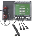 Cooling Water Controller for Cooling Towers