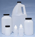 Bottle, White Poly 60mL