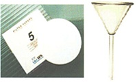 Filter Paper 5 micron 100pk, 25mm