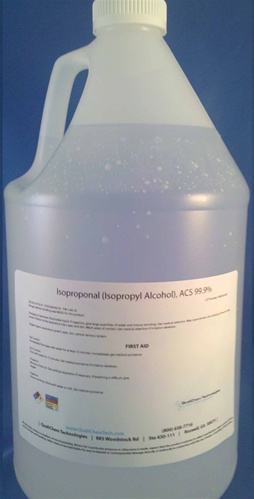 Isopropanol Isopropyl Alcohol 99 ACS Grade