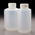 Bottle, Nalgen sample bottle 500 mL