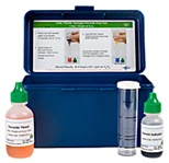 Hydrogen Peroxide Test Kit: 1 drop = 50 ppm/10mL