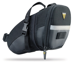 Topeak Aero Wedge Strap Mount Saddle Bag (Large)