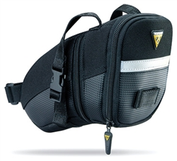 Topeak Aero Wedge Strap Mount Saddle Bag (Medium)