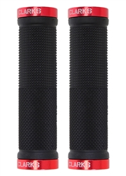 Clarks Lock On Grips - Red