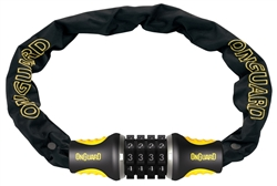 OnGuard Mastiff Chain Lock 8022C