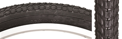 Blackwall Cruiser Bike Tire 26 x 2.125