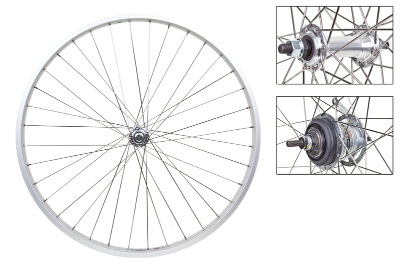 Complete NEW Accessories for Shimano Nexus 7-Speed Resignation Hub with ROTARY HANDLE