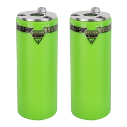 Black Ops GL Pegs - 3/8 or 14mm - Green