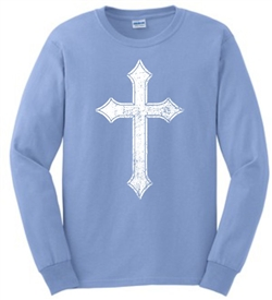 Christian Cross 100 Long Sleeve T-Shirt