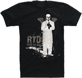 Raise the Dead Christian T-Shirt