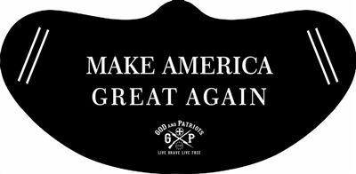 Make America Great Again Face Cover Mask
