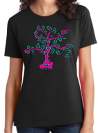 Fruit Of The Spirit Tree Women's T-Shirt