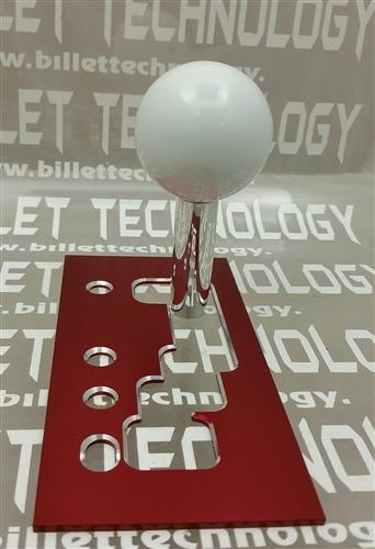 Billet Technology Old School Shift Knob