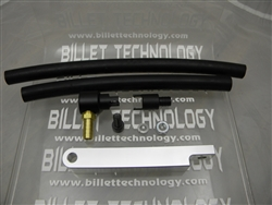Billet Technology Catch Can Conversion Kit For Hellcat