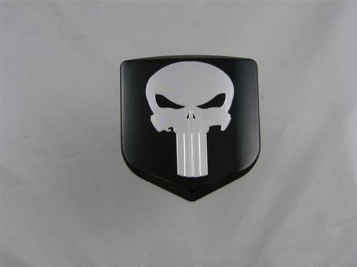 Billet Technology Challenger Front Nose Badge 2008 2010 Ram Head
