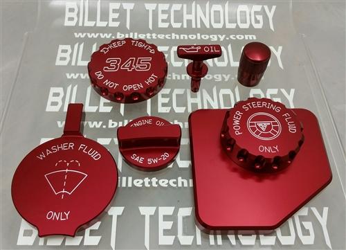 Billet Under Hood Engine Kit 3 5l 5 7l 6 1l