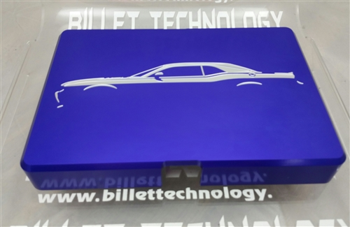 Billet Tech Fuse Box Cover 2008-2016 Dodge Charger, Dodge Challenger on challenger panel box, challenger fender cover, challenger emergency brake cover, challenger gear box cover, stainless steel bell box cover, challenger horn cover, challenger license plate frame, challenger gas cap cover, challenger engine cover, challenger steering wheel, challenger radiator cover, challenger console cover,