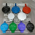 Billet Technology Washer Fluid Cap 2004-2019