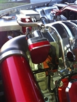 Billet Technology Throttle Body Cover