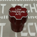 Billet  Low Pressure A/C Port Cap