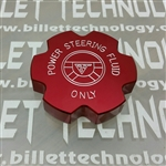 Billet  Power Steering Cap