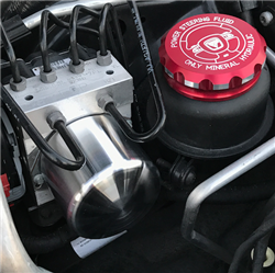 Billet Technology ABS Motor Cover for Audi