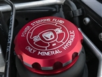 Billet Technology Power Steering Cap Cover for Audi