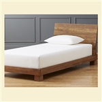 Bamboo Collection, 100% cotton, 300 thread count fitted sheet, Twin , for Std Mattresses