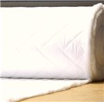 Brushed Polyester Quilted Mattress pad