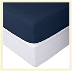 Premier Collection, 100% cotton, 600 thread count fitted sheet, Eastern King, for Standard Mattresses